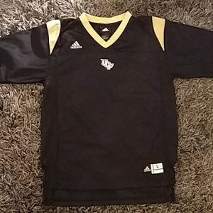 Adidas UCF black and gold jersey